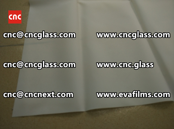 EVAFORCE INTERLAYER to provide alternative methods for laminating glass (1)