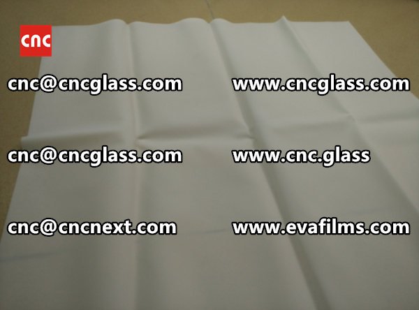 EVAFORCE INTERLAYER to provide alternative methods for laminating glass (2)