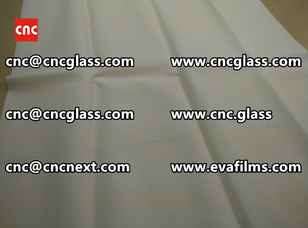 EVAFORCE INTERLAYER to provide alternative methods for laminating glass (6)