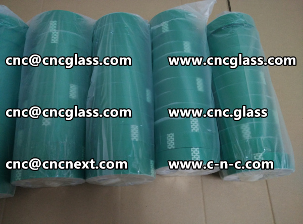 GREEN high temperature masking tape (1)