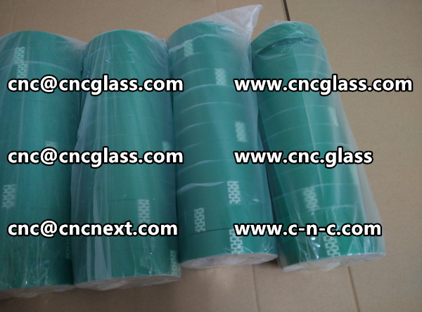 Green Polyester Film Tape (1)