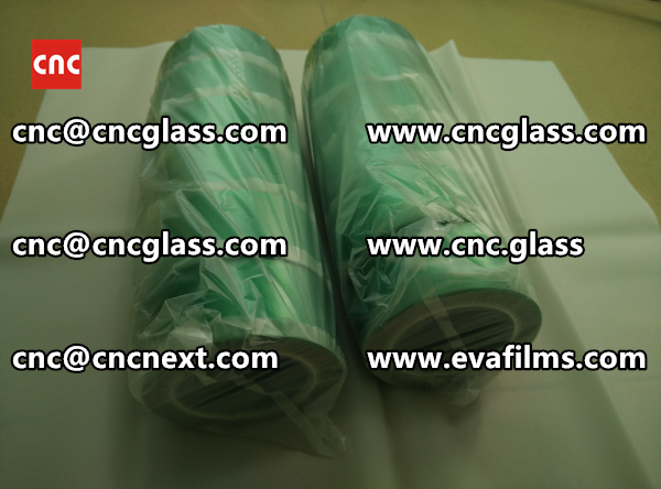 PET GREEN TAPE FOR GLASS LAMINATION SYSTEMS (5)