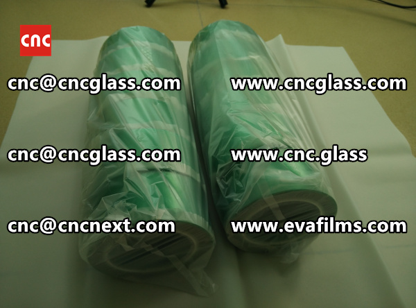 PET GREEN TAPE FOR GLASS LAMINATION SYSTEMS (6)