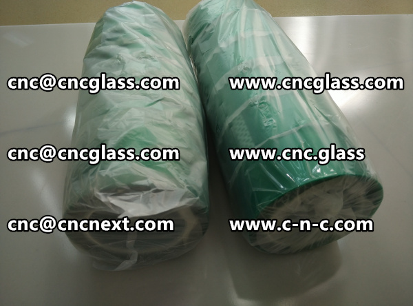 Polyester(PET) film backing with a silicone adhesive GREEN TAPE (5)