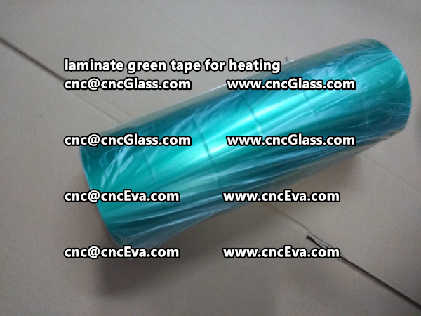 Green Tape 30 and 35mm for laminating (1)