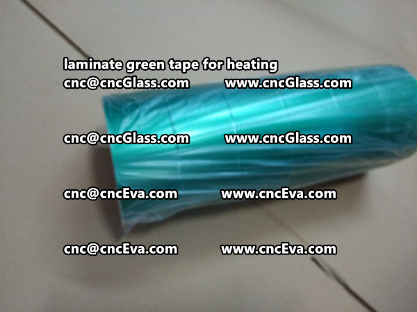 Green Tape 30 and 35mm for laminating (12)