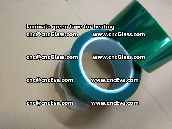 Green Tape 30 and 35mm for laminating (3)