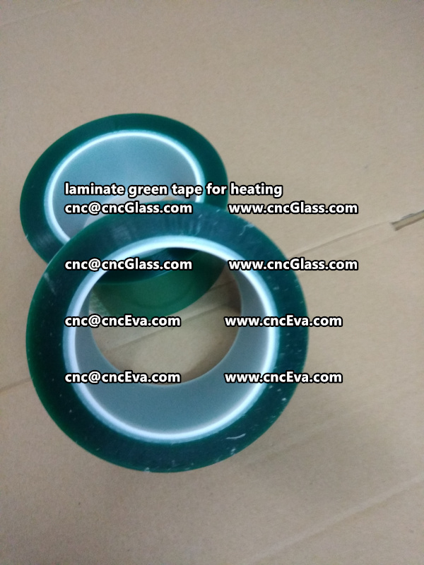 Green Tape 30 and 35mm for laminating (7)