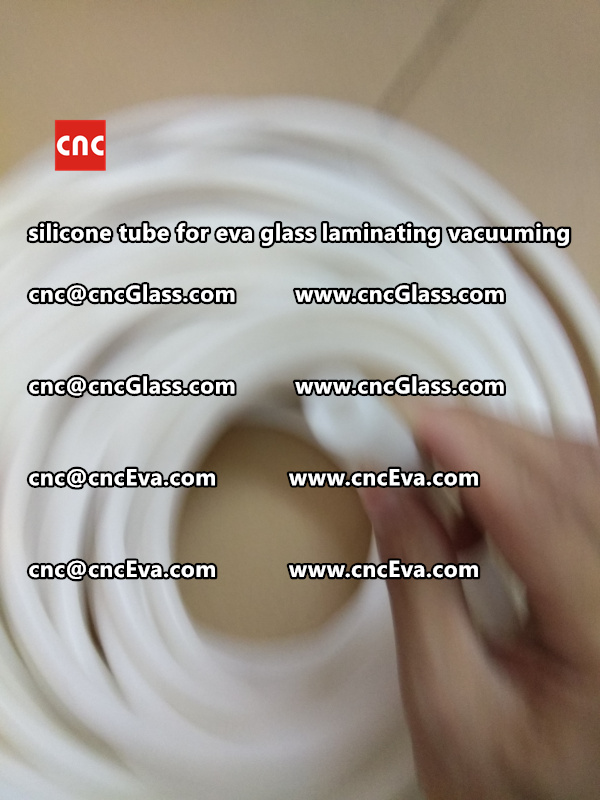 Silicone tube for eva glass laminate vacuuming (7)