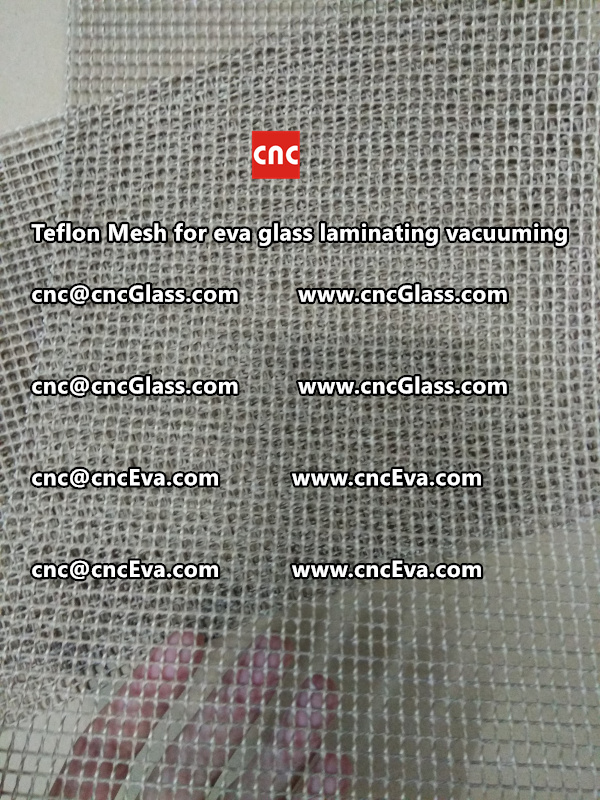 Teflon mesh for eva glass laminate vacuuming (11)