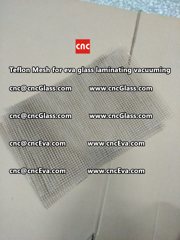 Teflon mesh for eva glass laminate vacuuming (3)