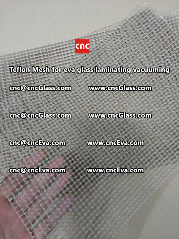 Teflon mesh for eva glass laminate vacuuming (9)